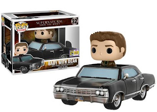 Pop! Ride: Supernatural – Baby with Dean.