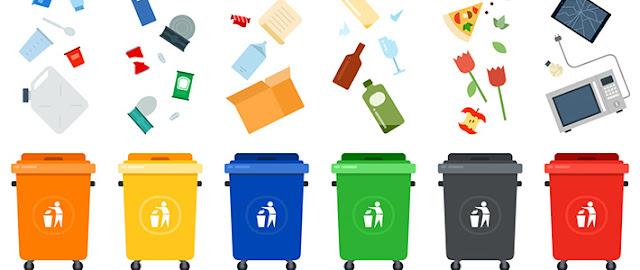 المواد المستعملة :النفايات الخطرة - تعريفها وتصنيفها