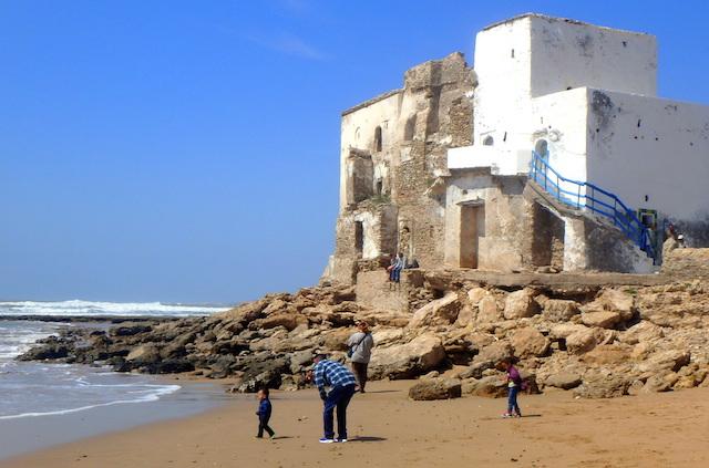 Sidi Kaouki, Morocco.
