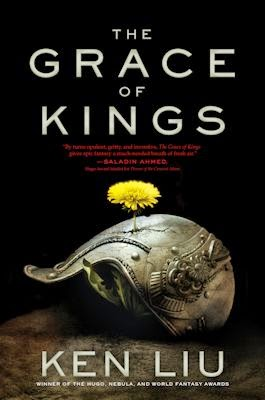 Interview with Ken Liu, author of The Grace of Kings - April 6, 2015