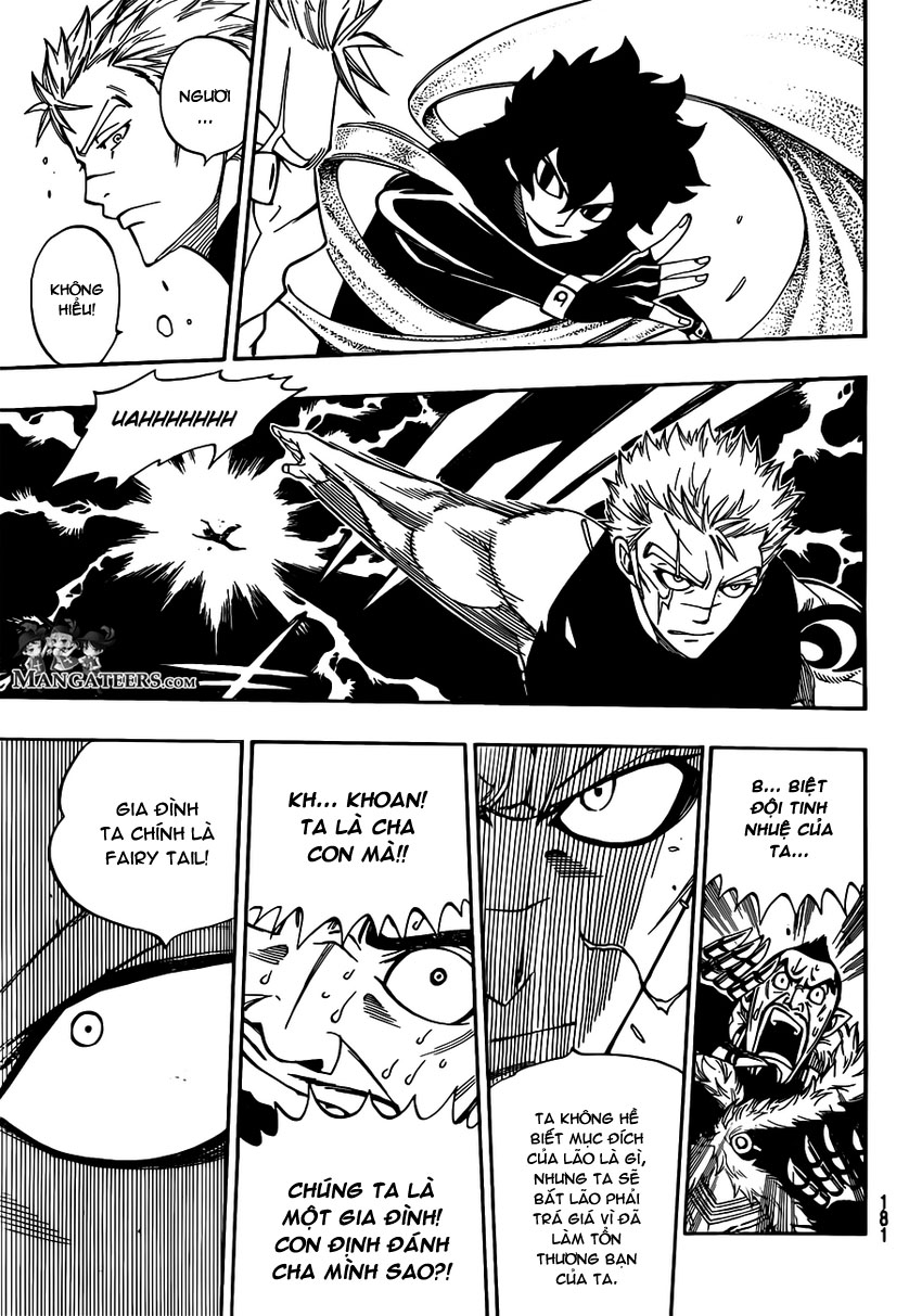 Fairy Tail Chap 287