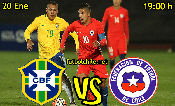 Ver stream hd youtube facebook movil android ios iphone table ipad windows mac linux resultado en vivo, online: Brasil vs Chile