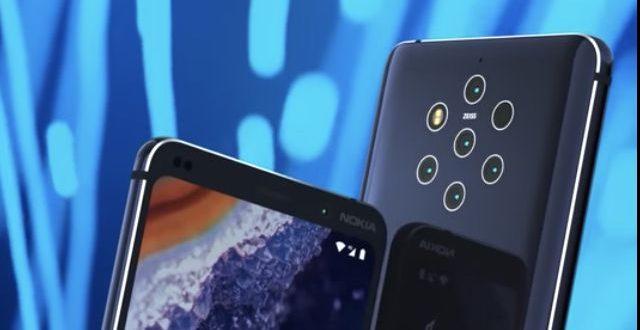 شاهد أول فيديو لهاتف Nokia 9 PureView