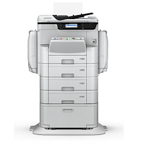 professional person printers that drive output for concern  Epson WorkForce Pro WF-C869R Drivers And Review