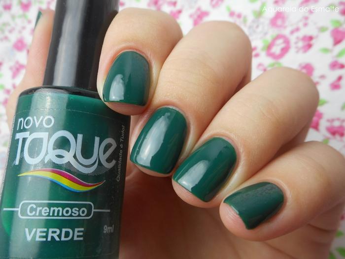 Esmalte Novo Toque - Verde