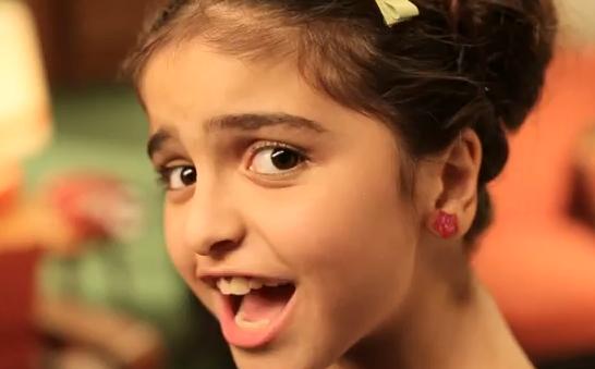 حلا الترك الاكثر رواجاَ على يوتيوب خلال 2012 - الطفلة حلا