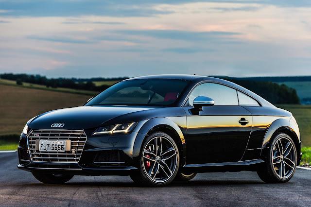 Audi TT-S 2017 - Brasil