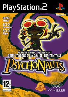 Psychonauts PS2 ISO Download