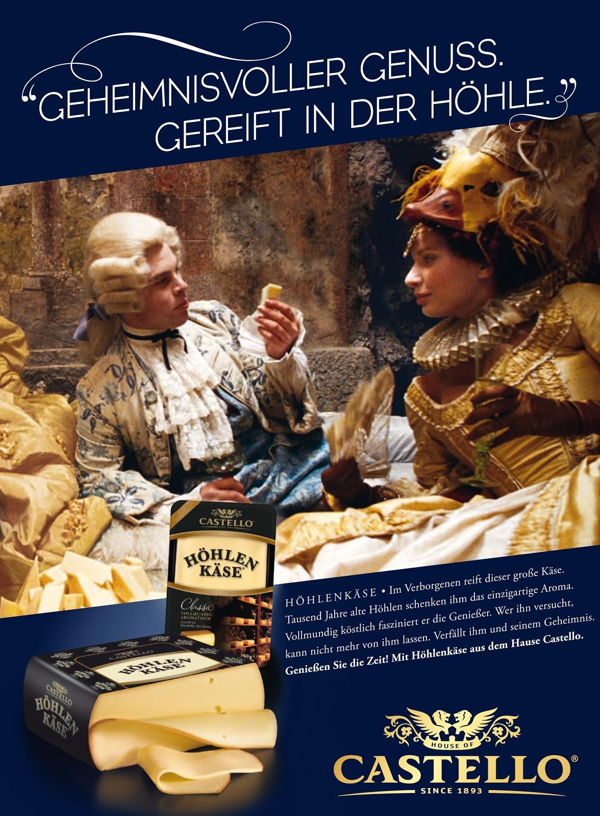 Werbetext, Käse, Markenprodukt, Zeitschriften, Anzeige, business-to-consumer, Auftraggeber, Werbeagentur, Düsseldorf, Texter, Köln
