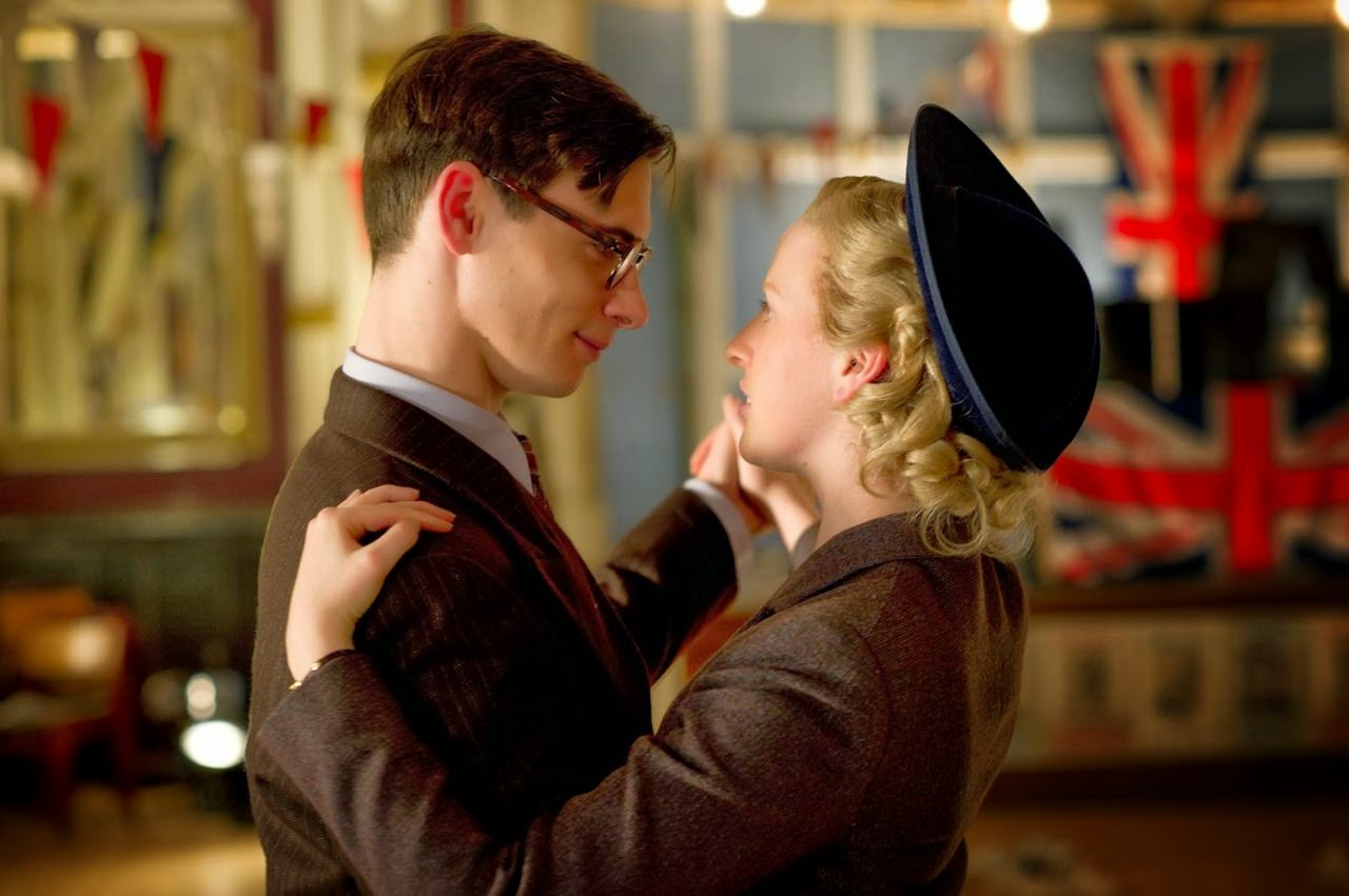 the iron lady-harry lloyd-alexandra roach