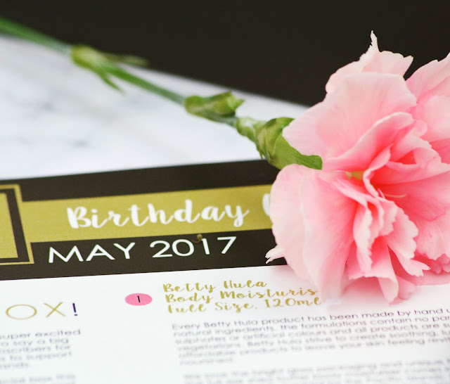 Little Known Box May 2017 Birthday Edition Review