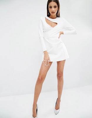 Catalogo de Vestidos de Blancos de Noche