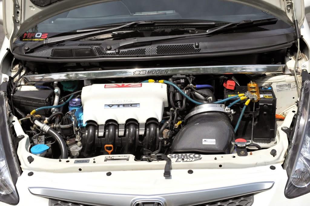 Perbedaan antara Honda Jazz GD3 Tipe VTEC dan i-DSI