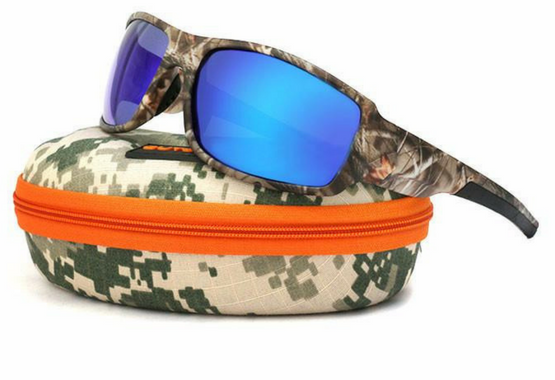 4cfe659a19e Grizzly Fishing Professional Polorized Fishing Camo Sunglasses are great  for anyone that loves the outdoors or just wants a nice pair of shades.