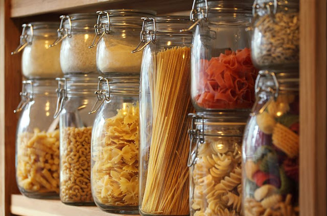 Food Storage Basics: What You Need to Get Started on Food Storage for You and Your Family  via  www.productreviewmom.com