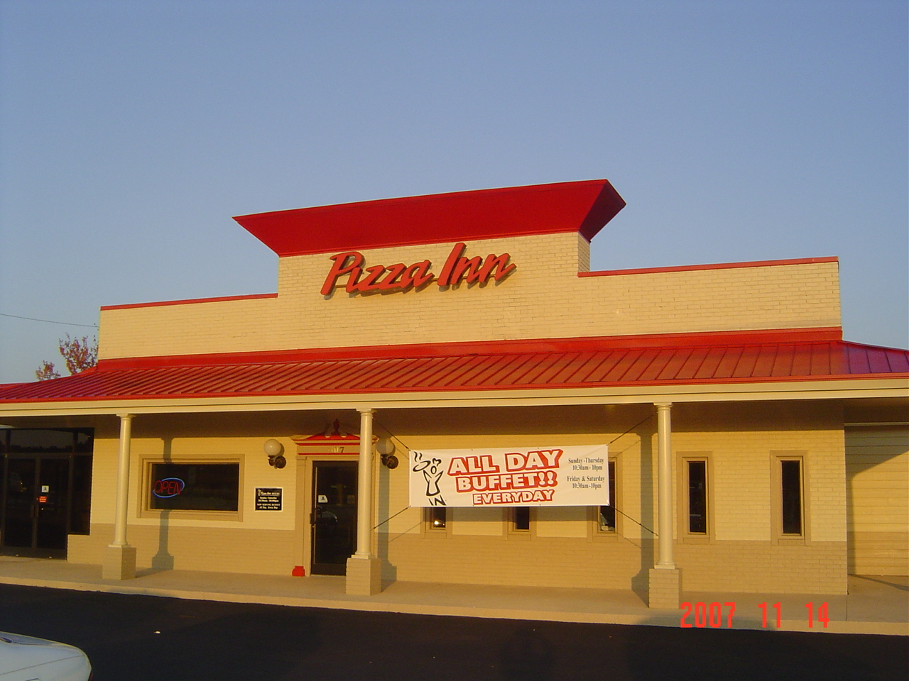 25 reviews of Pizza Inn