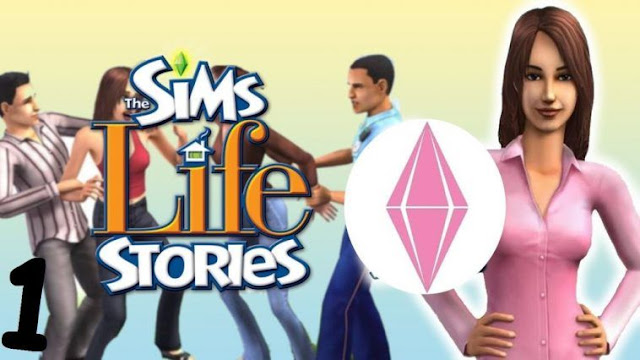 The Sims Life Stories PC Full Version