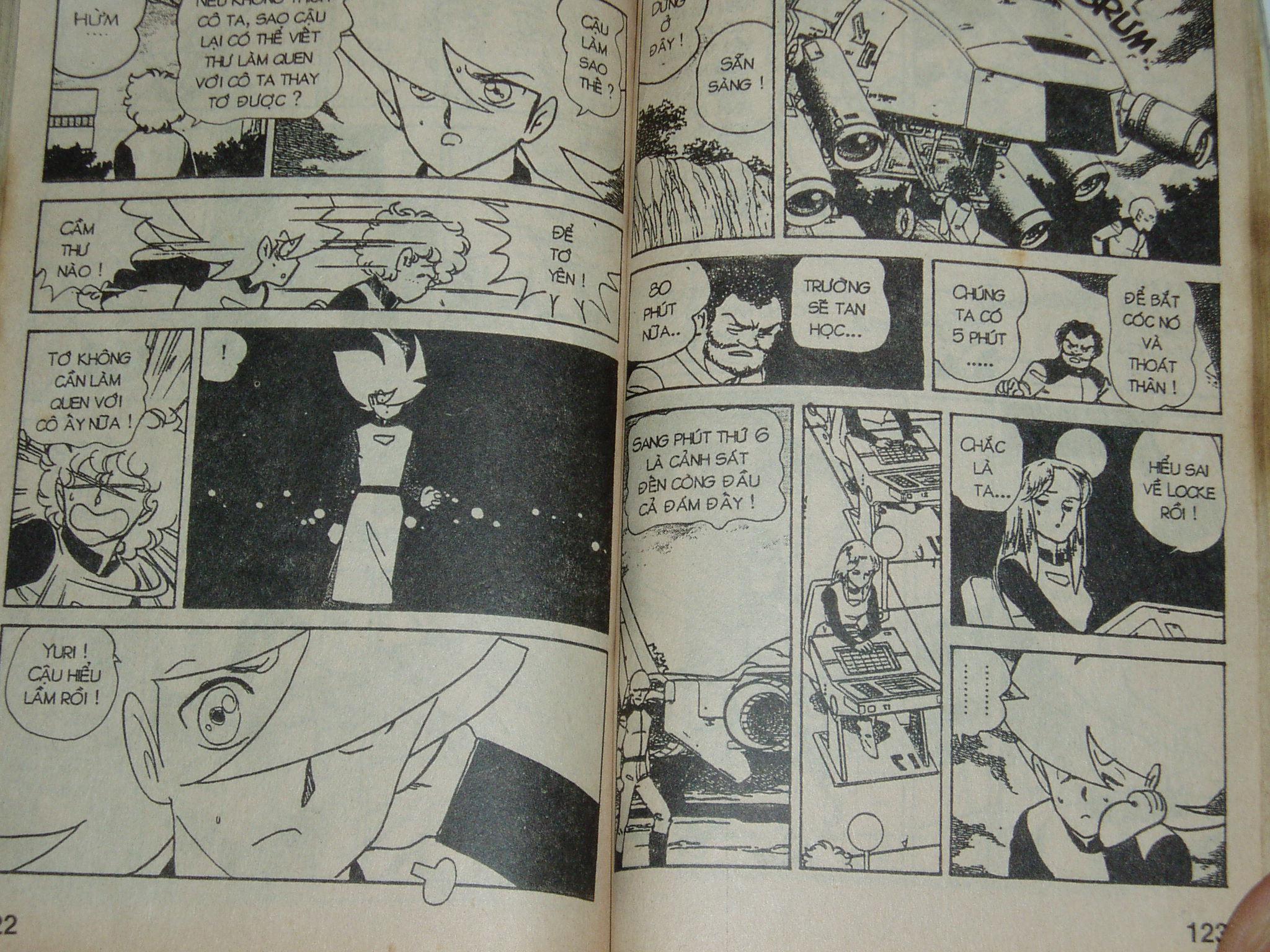 Siêu nhân Locke vol 18 trang 60