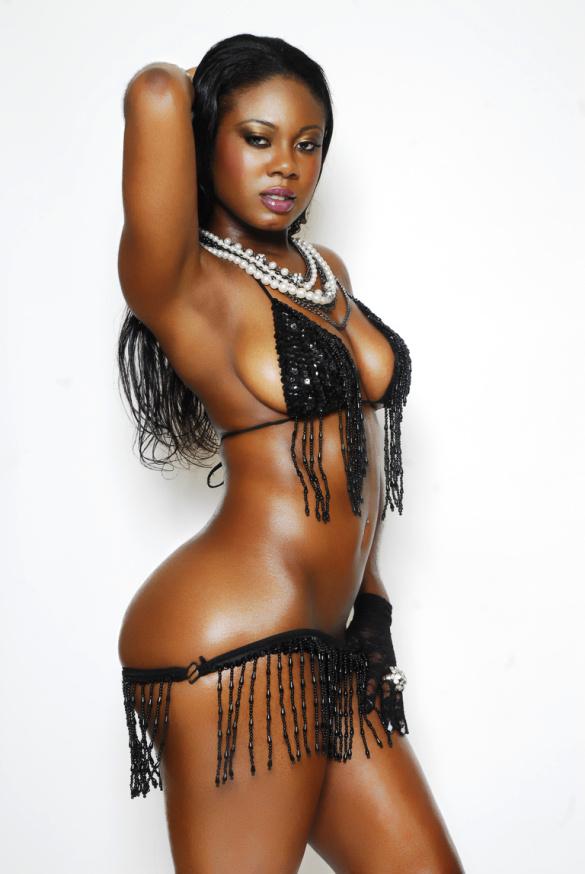 Linda Mulher Negra