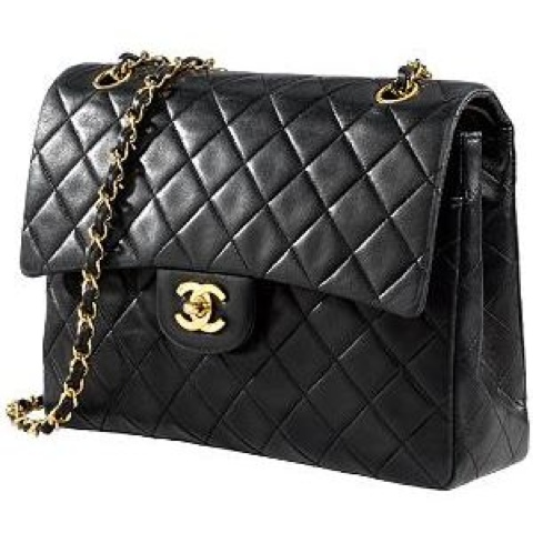 how to spot a fake chanel bag high street couture. Black Bedroom Furniture Sets. Home Design Ideas