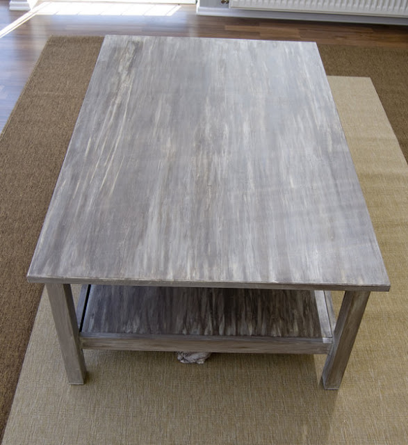 My Private Place: HEMNES Coffee Table Hack