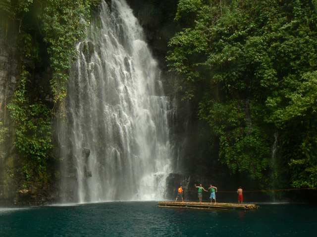Make It Davao Ten Highest Waterfalls In The Philippines