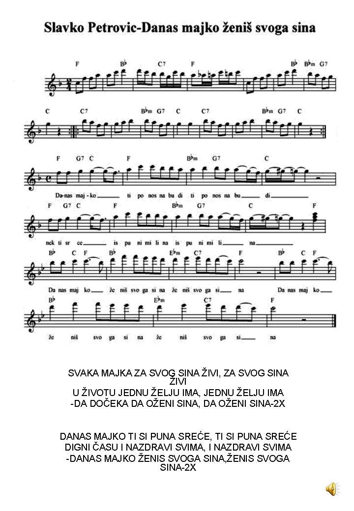 Scores for Balka...V Is For Violin
