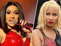 Cardi B con 5  nominaciones al Grammy  y zero para Nicki Minaj