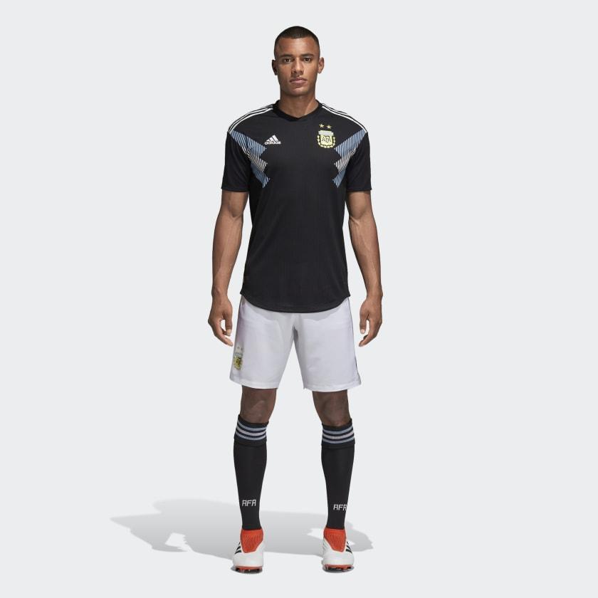 Kits Jersey Away Tandang Argentina Piala Dunia 2018