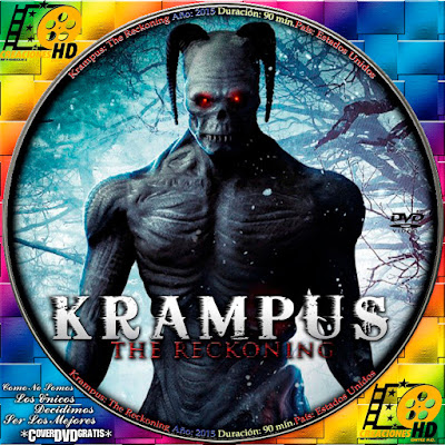 Carrie fee krampus the reckoning - 3 part 3