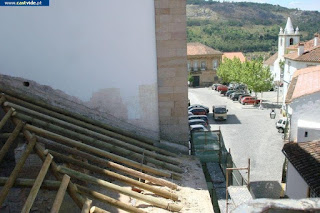 GERAL PHOTOS, MOTHER CHURCH VIEWS & WORKS / Igreja Matriz - Obras & Vistas, Castelo de Vide, Portugal