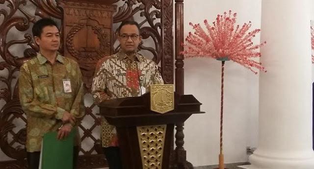Janji Setia Untuk Jakarta, Anies Pasikan Tak Ikut Pilpres