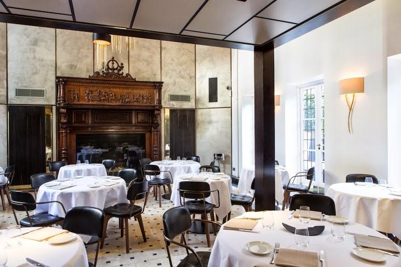 Toto's restaurant Knightsbridge