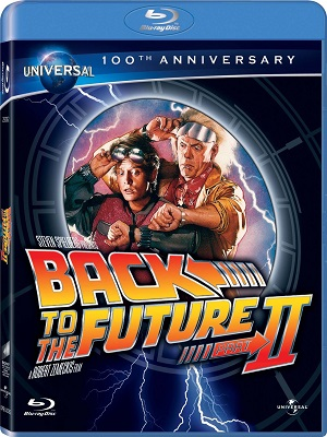 Back to the Future Part II (1989) Movie 720p BluRay