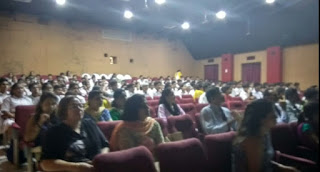 Career Guidance Seminar by Farzad Damania Career Nurturer at Army Public School Mumbai