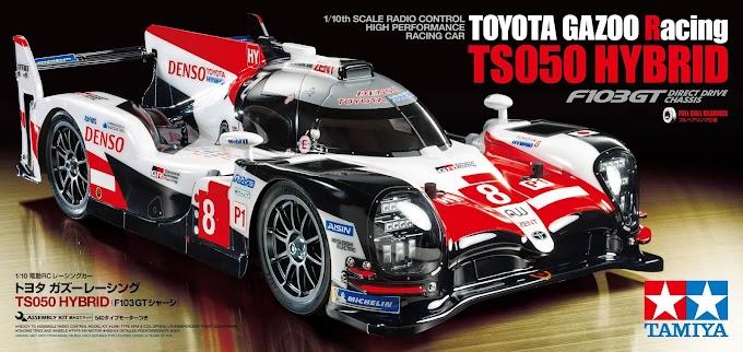 Tamiya Toyota TS050