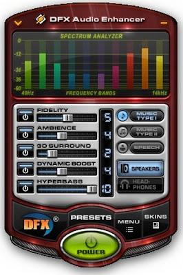 تحميل برنامج رفع الصوت للكمبيوتر مجانا Audio Computer Program