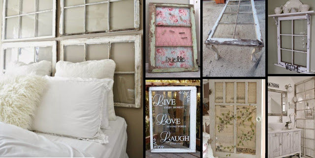 This Is Creative Crafts With Old Windows For Home Decor Ideas