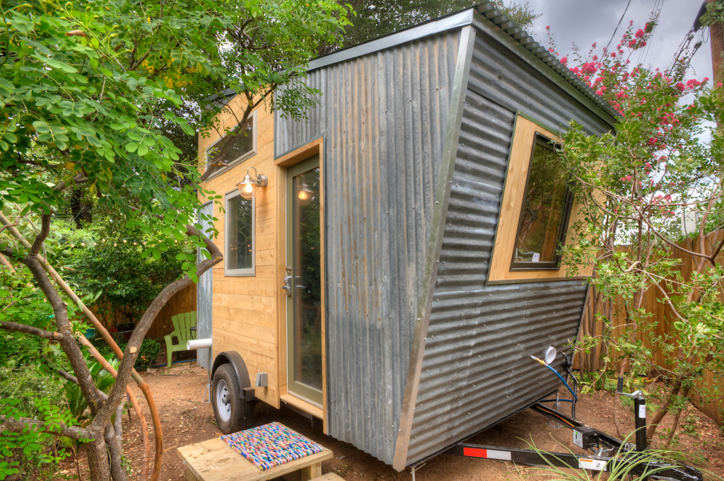 Tiny House Town East Austin Tiny House