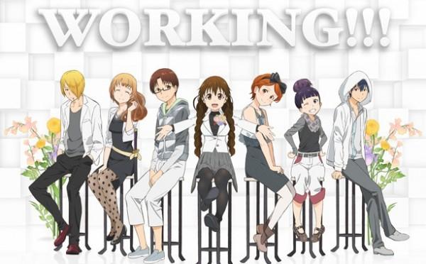 Working Season 3 Sub Indo