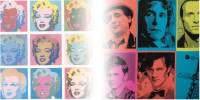 stampare foto pop art