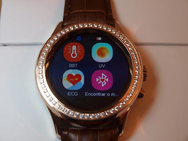 Análise Smartwatch No.1 D2 22