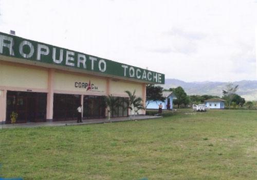 Aeropuerto de Tocache