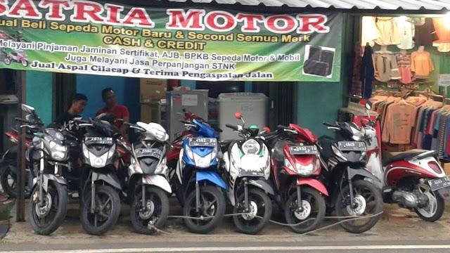 Jasa Jual Beli Motor Second/Bekas di Bogor