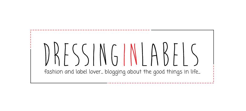 Belgian Bloggers Dressing in Labels