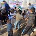 bantuan buka puasa dan sahur dari muslimin indonesia di gaza telah disalurkan