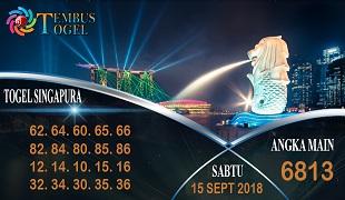 Prediksi Angka Togel Singapura Sabtu 15 September 2018
