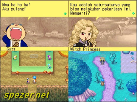 Harvest Moon DS Bahasa Indonesia Android