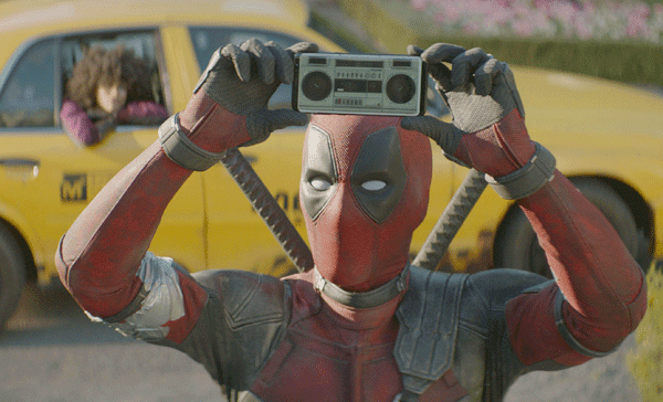 The SAY ANYTHING reference lives on in DEADPOOL 2 (2018)