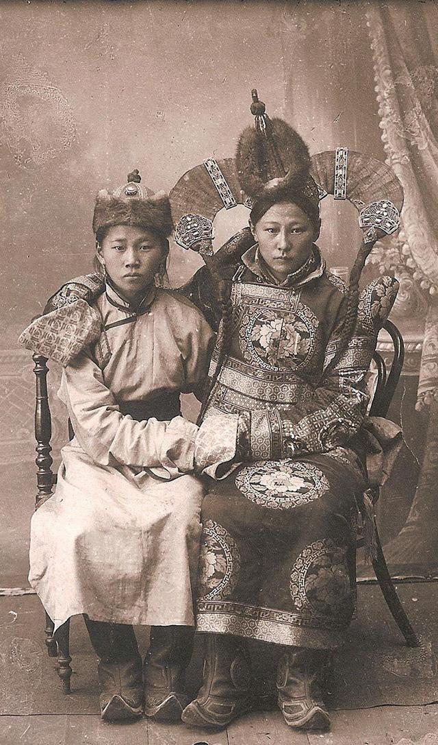 Fucking Mongol Women 2
